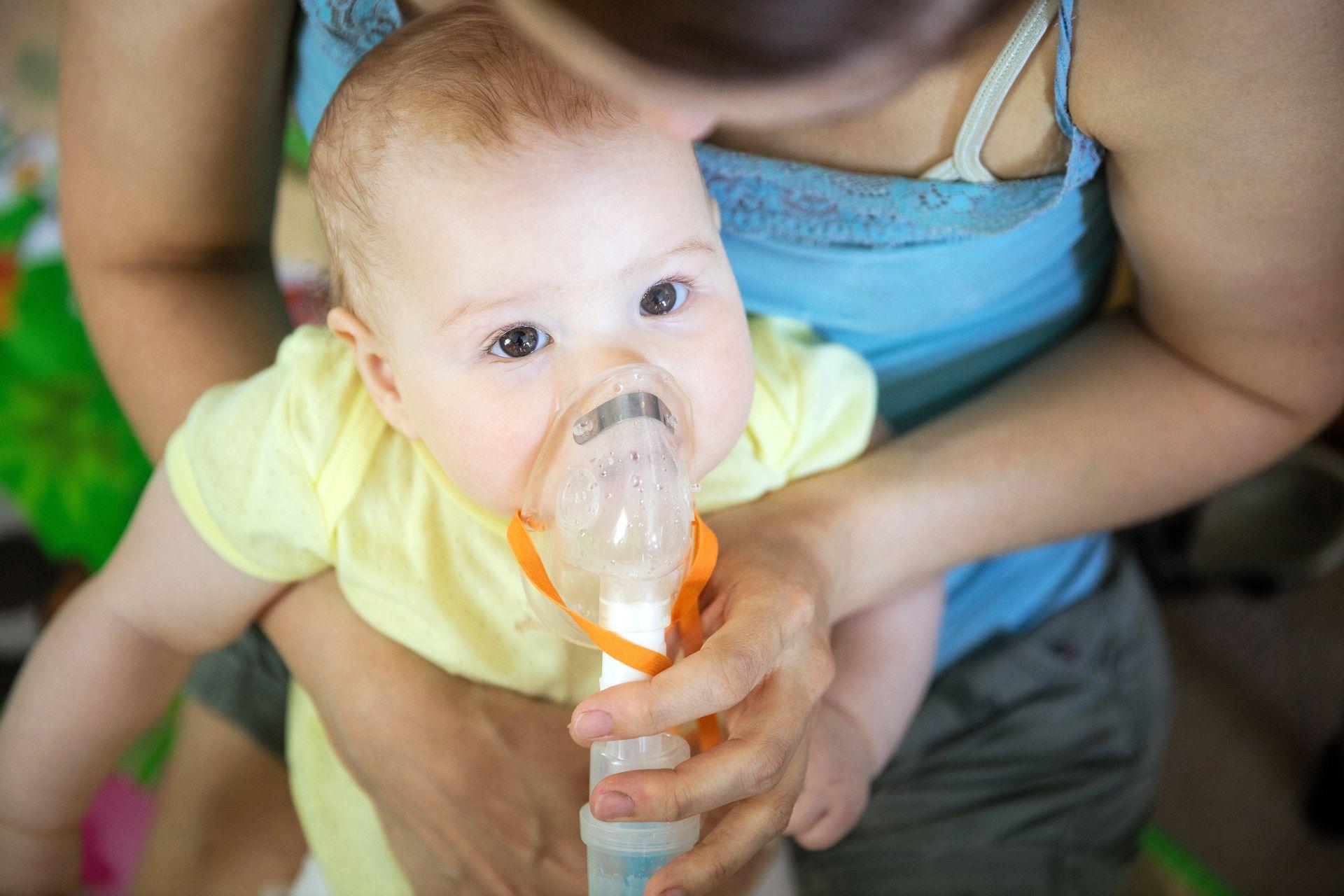 9 conseils pour une utilisation facile du nébuliseur de l'enfant