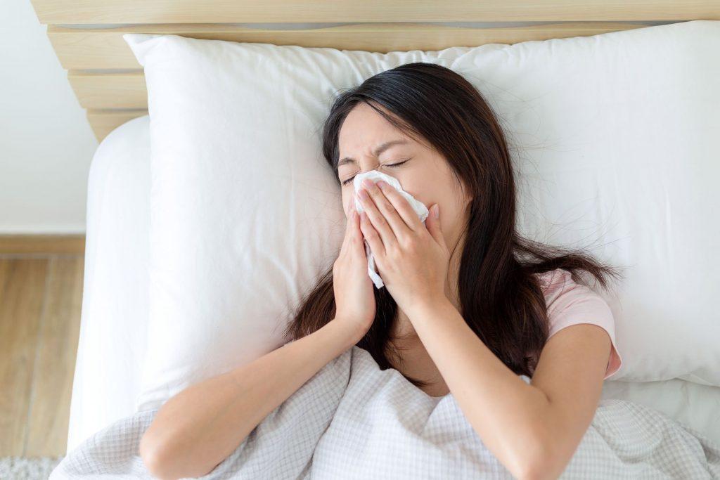Comment faire la différence entre la grippe et le rhume ?