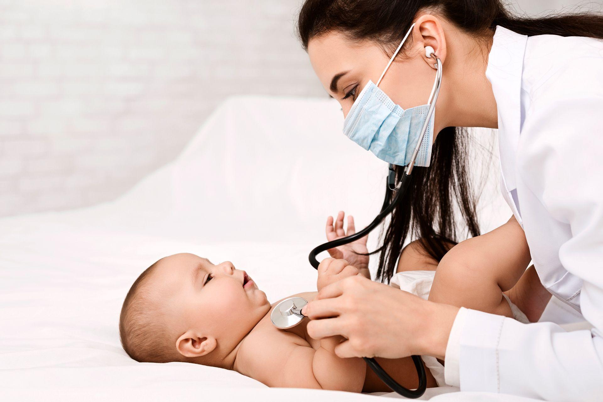 10 raisons de faire de la physiothérapie respiratoire sur un enfant atteint de mucus