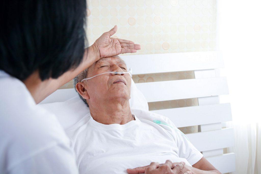 La kinésithérapie respiratoire pour les adultes