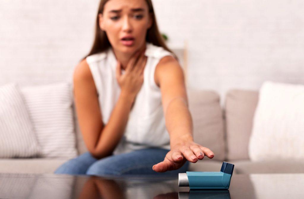 La kinésithérapie respiratoire pour l'asthme
