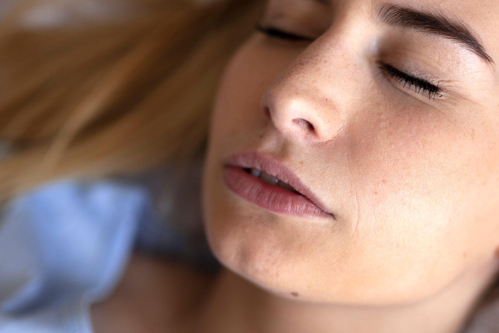 Respirer par la bouche, pas seulement un problème de respiration