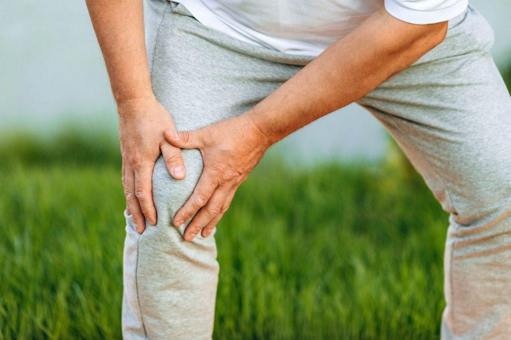 L'arthrose du genou : l'usure du cartilage de l'articulation